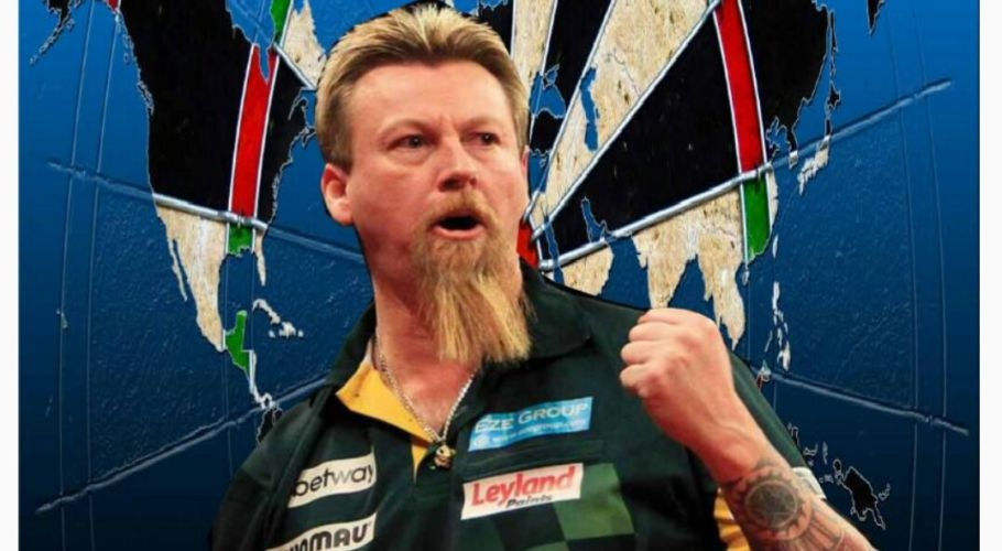 Wizard' Simon Whitlock