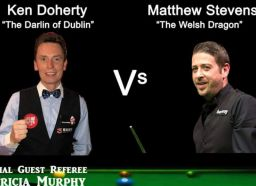 Battle on the Baize V