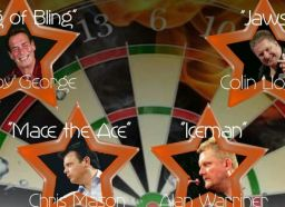 Darts legends pro/am classic