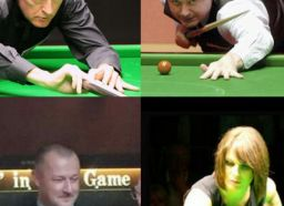 Snooker champions 'Battle on the Baize II'