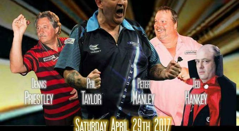 NEWCASTLE DARTS MASTERS 5